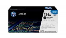 HP Color LaserJet 124A Black