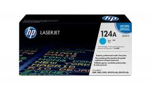 HP Color LaserJet 124A Cyan Toner