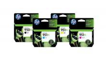 HP 950/951XL (set) Ink Cartridges